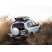 Автобокс Broomer Venture L (430 л.)  АБС/ПММА (глянец) Цвет: Чёрный металлик