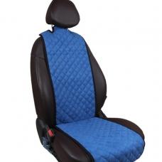 Накидки на сиденья из алькантары SRT Plus (комплект)