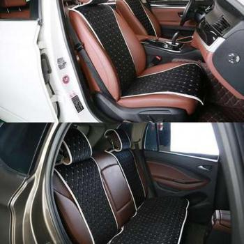 Накидки на автомобильные сиденья McLaren Plus (комплект)
