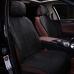 Комплект плетеных накидок на сиденья автомобиля