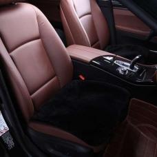 Квадраты из меха (короткий ворс из кусков) на сиденья автомобиля