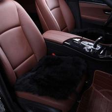 Квадраты из меха (длинный ворс) на сиденья автомобиля