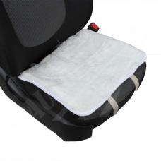 Квадраты из меха короткий ворс (искусственный из кусков) на сиденья автомобиля
