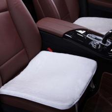 Квадраты из искусственного меха на сиденья автомобиля
