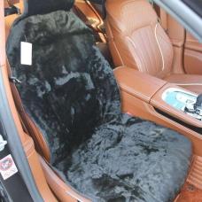 Накидки из овчины на сиденья автомобиля мутон (Россия)