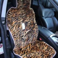 Накидки из меха тигра на сиденья автомобиля (Австралия)