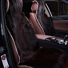 Накидки из меха волка на сиденья автомобиля (Австралия)