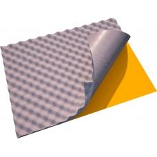 Шумоизоляционный материал Comfort Mat UltraSoft Wave 15