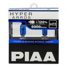 H11 PIAA HYPER ARROS HE-926 (5000K)