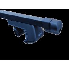 Багажная система NORD Classic с дугами 1,3м в пластике для а/м с рейлингами