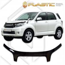 Дефлектор капота (exclusive) Daihatsu Be-Go (Classic черный)