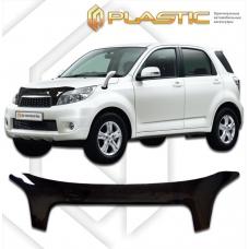 Дефлектор капота (exclusive) Daihatsu Terios (Classic черный)