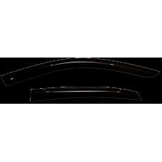 """Дефлектор окна ВАЗ 2101; 03; 05; 06; 07 ХРОМ.МОЛДИНГ (Серия """"Стандарт"""")"""