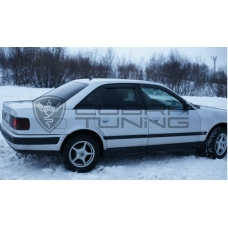 "Дефлектор окон ""Cтандарт""Audi 100  1990-1994 , A6 1990-1997"