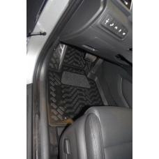 Ковры салонные модельные (высокий борт, 3D с подпятником) Hyundai Tucson 3 Aileron