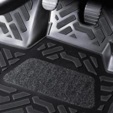 Ковры салонные модельные (высокий борт, 3D с подпятником) Aileron на Renault Duster 1 поколение рестайлинг [2015-...]