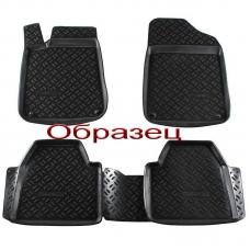 Ковры салонные модельные (высокий борт) Aileron для автомобилей: Mazda 6