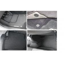 Коврики в салон велюровые CAR-TEX для автомобилей: BMW 3