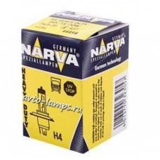 NARVA HEAVY DUTY H4 24V