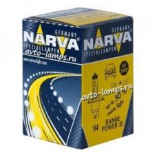 NARVA RANGE POWER 50+ H4