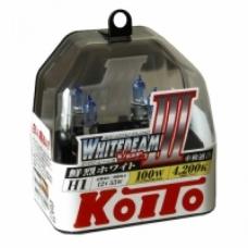 KOITO WHITEBEAM III H1 4200K 12V 55W (100W)