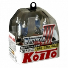KOITO WHITEBEAM III HB4 4200K 12V 55W (110W)
