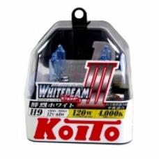 KOITO WHITEBEAM III H9 4000K 12V 65W (120W)
