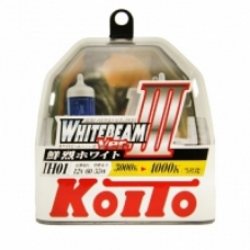 KOITO WHITEBEAM IH01 4000K 12V 60/55W (100/90W)