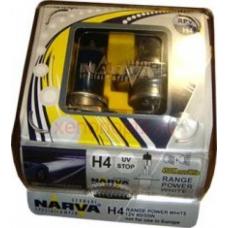 NARVA RANGE POWER WHITE H4