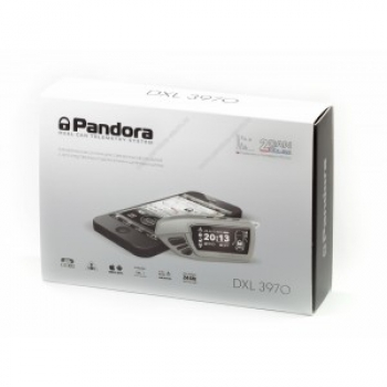 PANDORA DXL 3970 ENGLISH
